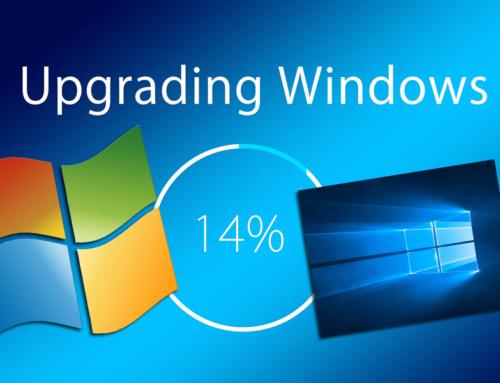 Goodbye Windows 7
